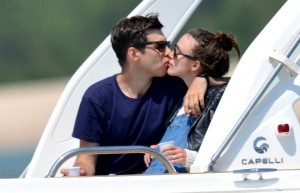 Keira Knightley e James Righton in luna di miele
