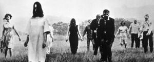 Estate, tempo di zombie