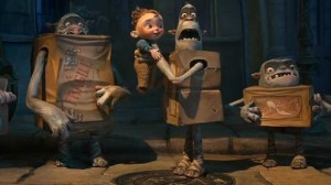 Un trailer per The Boxtrolls