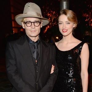 Johnny Depp e Amber Heard si sono fidanzati