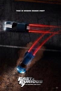 Fast & Furious 7: il fan poster che ha infuocato la rete
