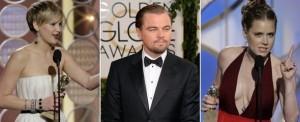 Golden Globe 2014, il trionfo di DiCaprio e American Hustle