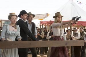 Red band trailer per Un milione di modi per morire nel west