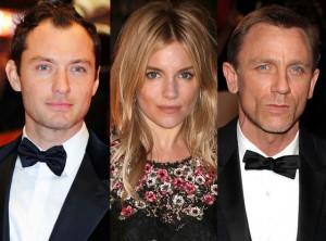 Jude Law, Daniel Craig e Sienna Miller vittime del Tabloidgate