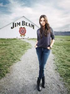Mila Kunis regina del bourbon