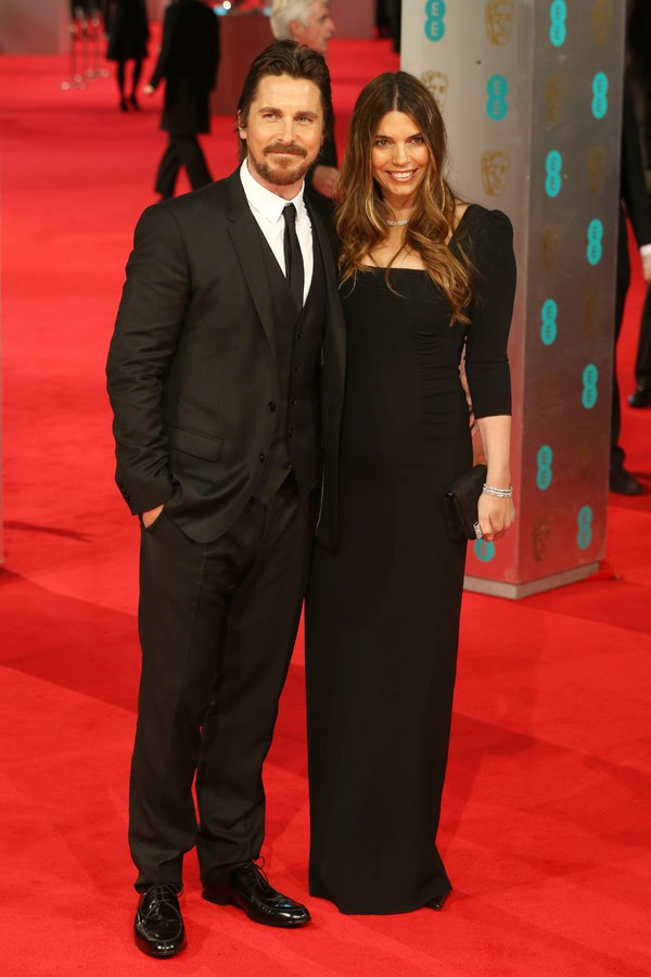 Christian Bale e sua moglie Sibi Blazic