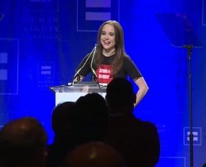 """Ellen Page: """"Sono lesbica"""""""