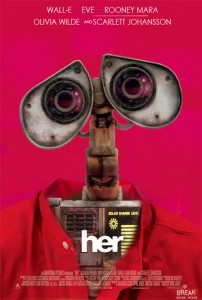 Oscar 2014: i poster dei candidati reinterpretati da Todd Spence