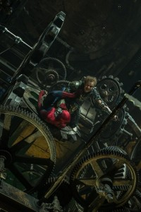 La prima foto ufficiale di Goblin in The Amazing Spider-Man 2