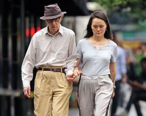 Woody Allen insultato a teatro