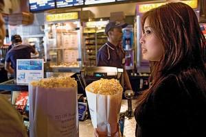 In Cina è boom di cinema e pop corn