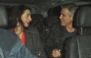 George Clooney grande assente agli Oscar