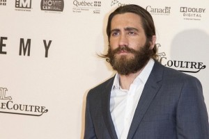 Un barbutissimo Jake Gyllenhaal ha presentato Enemy a Madrid