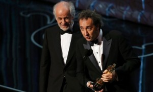 Sorrentino goes to Hollywood
