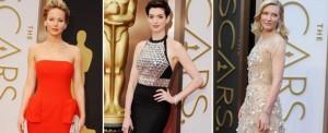 Oscar 2014: il red carpet della serata