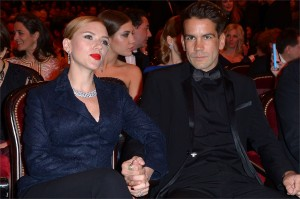 Scarlett Johansson in dolce attesa