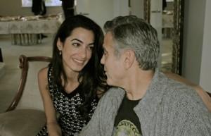 George Clooney si è fidanzato con l'avvocato