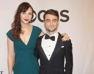 Daniel Radcliffe presenta al mondo la sua fidanzata Erin Darke