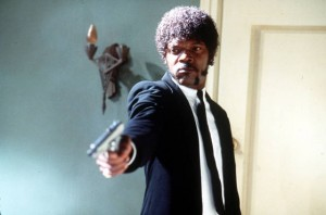 Samuel L. Jackson ripropone il suo indimenticabile monologo in Pulp Fiction