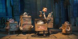 BoxTrolls – le Scatole Magiche, un nuovo trailer