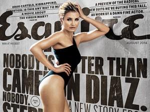 Cameron Diaz super sexy su Esquire