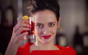 Eva Green protagonista del calendario Campari 2015