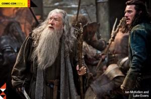 Lo Hobbit: La Battaglia delle Cinque Armate, la prima immagine ufficiale