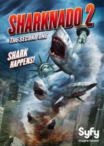 Un trailer per Sharknado 2: The Second One