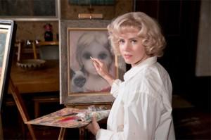 Prime immagini di Big Eyes, il nuovo film di Tim Burton