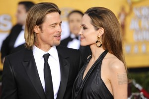 Brad Pitt e Angelina Jolie si sono sposati