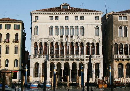 Ca' Farsetti a Venezia