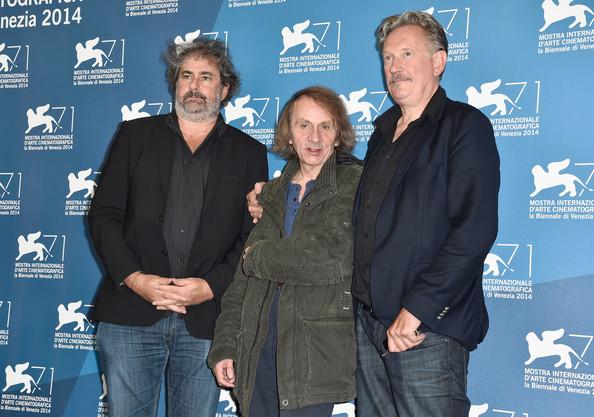 Gustave Kervern, Michel Houellebecq e Benoit Delepine