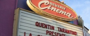 Quentin Tarantino bandisce il digitale dalla sua sala cinematografica