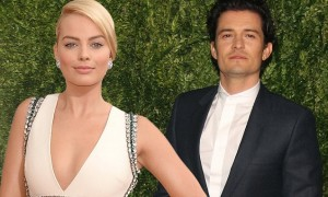Orlando Bloom pazzo per Margot Robbie