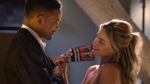 Will Smith e Margot Robbie nel trailer di Focus