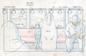 A Parigi i segreti dell'arte di Miyazaki