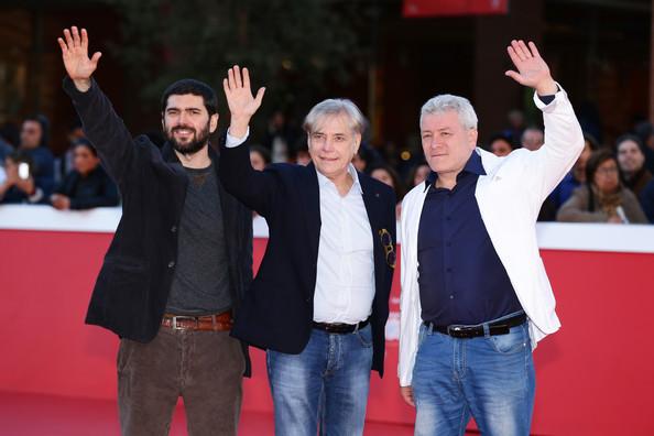 Tony D'Angelo, Nino D'Angelo e Gaetano Di Vaio per Largo baracche