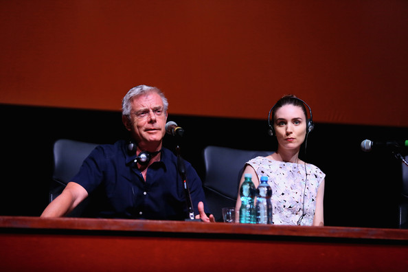 Stephen Daldry e Rooney Mara alla conferenza di Trash