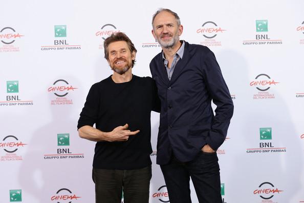 Willem Dafoe e Anton Corbjin