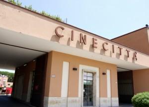 Gli studi di Cinecittà aprono ai set internazionali