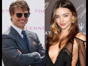Tom Cruise e Miranda Kerr nuova coppia di Hollywood?