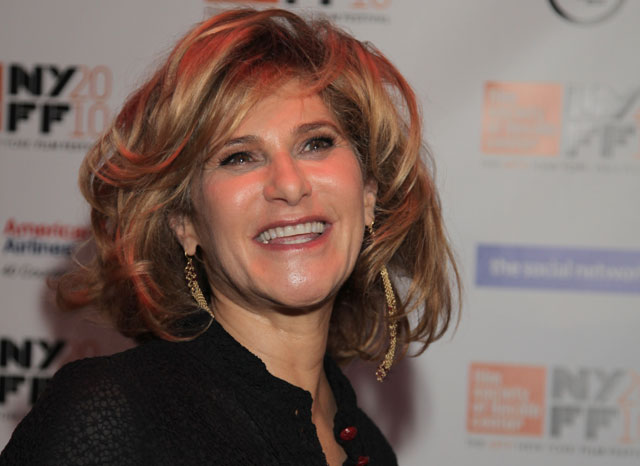 Amy Pascal, vicepresidente di Sony Pictures Entertainment