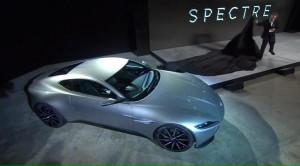 Bond24: il titolo, il cast e la nuova Aston Martin