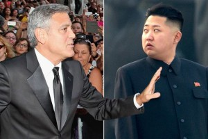 The Interview: George Clooney scende in campo