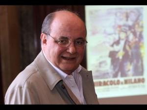 Addio a Manuel De Sica