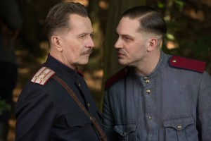 Child 44: primo trailer per il film con Tom Hardy e Gary Oldman