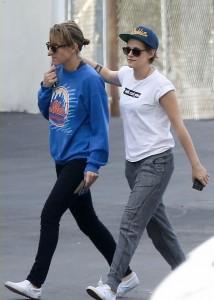 Kristen Stewart ha un nuovo amore. Ed è una donna.
