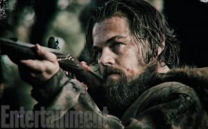 The Revenant: prime immagini di Leonardo DiCaprio nel film di Iñárritu