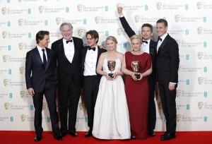 BAFTA 2015: trionfo di Boyhood e Grand Budapest Hotel