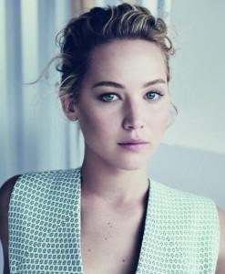 Jennifer Lawrence testimonial della nuova campagna Dior. Le immagini.
